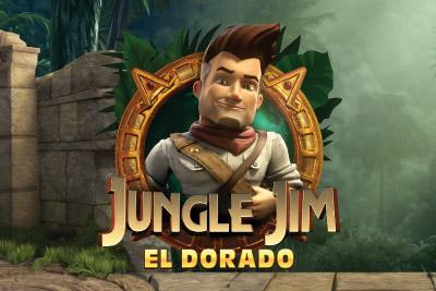 Jungle Jim El Dorado at dazzle casino