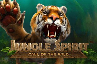 Jungle Spirit: Call of the Wild at casino.com