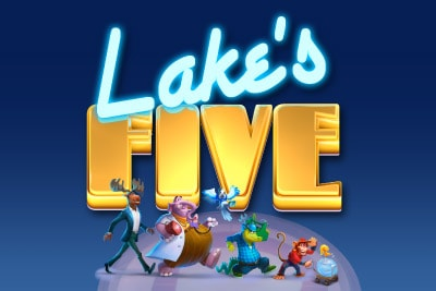 Lakes Five at conquer casino