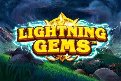 Lightning Gems at sapphire rooms