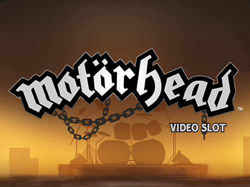 MOTORHEAD at jackpot mobile casino