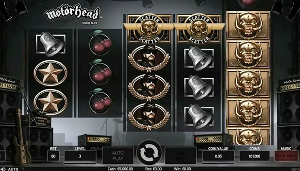 MOTORHEAD at yeti casino
