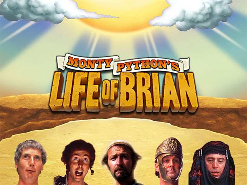 Monty Pythons – Life of Brian at casino.com