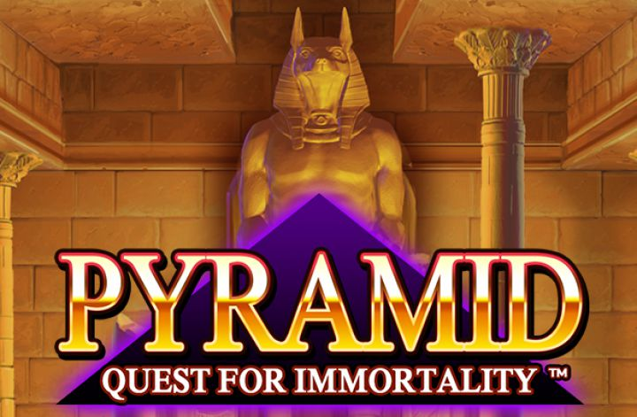 PYRAMID: QUEST FOR IMMORTALITY at all british casino