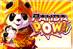 Panda Pow at glimmer casino