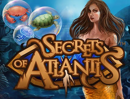 Secrets of Atlantis at dazzle casino