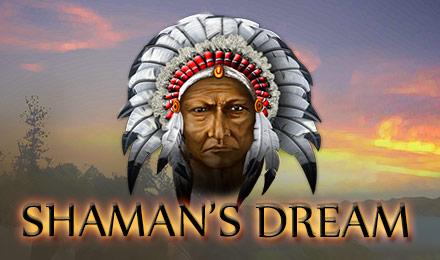 Shaman's Dream at slingo