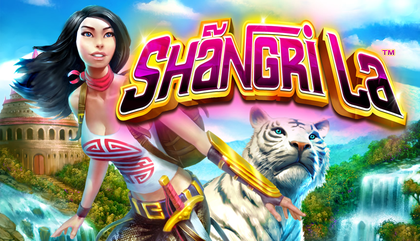 Shangri-La at dazzle casino