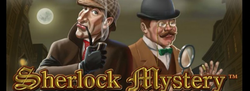 Sherlock Mystery at slots heaven