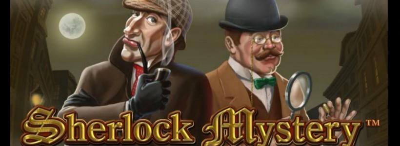 Sherlock Mystery at slots heaven