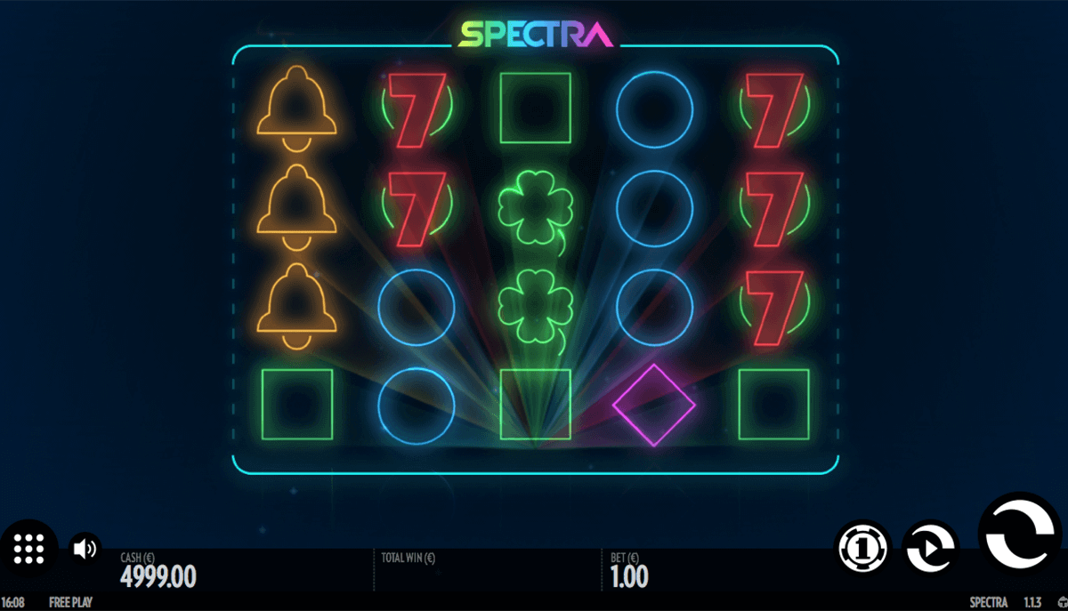 Spectra at conquer casino