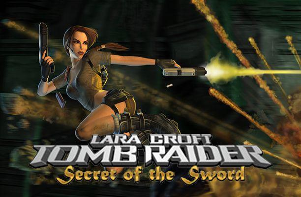 Tomb Raider: Secret of the Sword at jackpot mobile casino