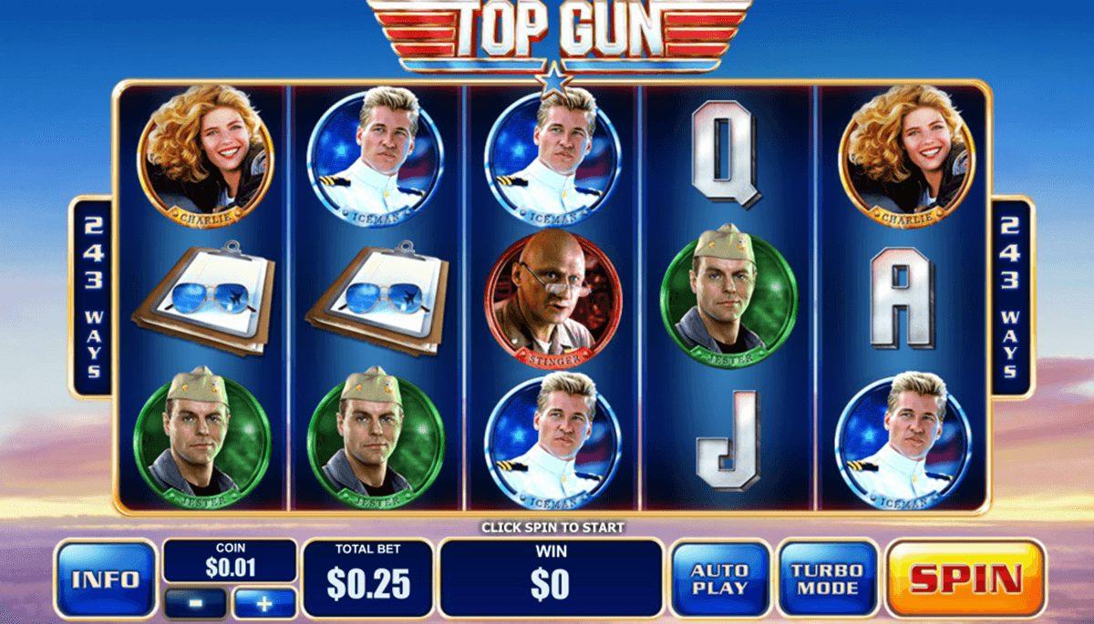 Top Gun slots