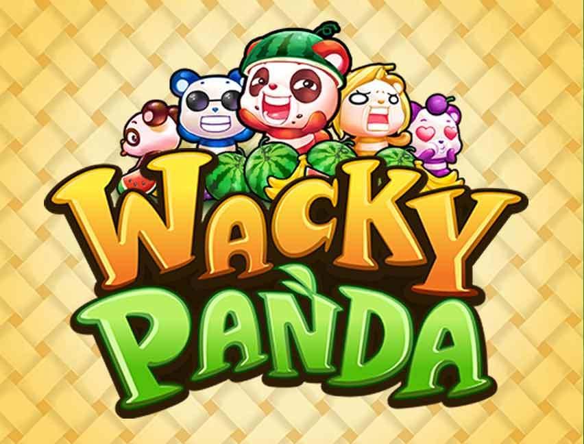 Wacky Panda at slingo