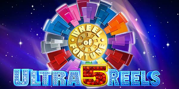 Wheel of Fortune Ultra 5 Reels at chomp casino