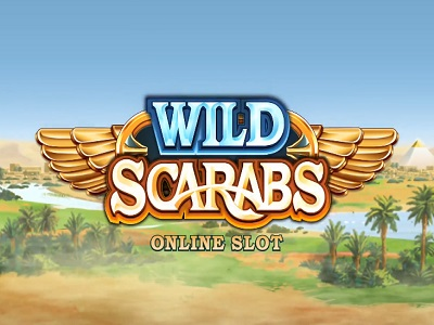 Wild Scarabs at dazzle casino