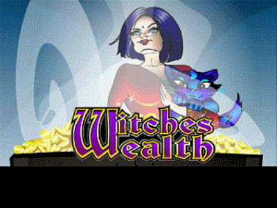 Witches Wealth at dazzle casino