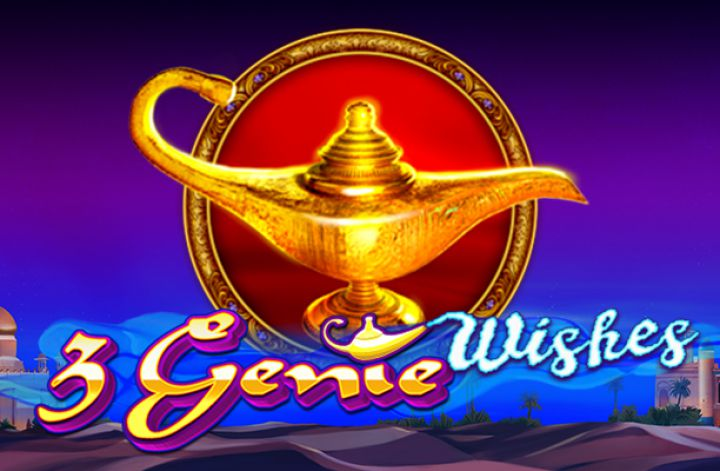 3 Genie Wishes at dazzle casino