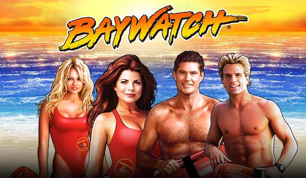 Baywatch at spins royale