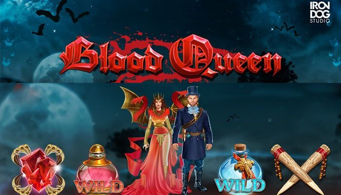 Blood Queen at bcasino