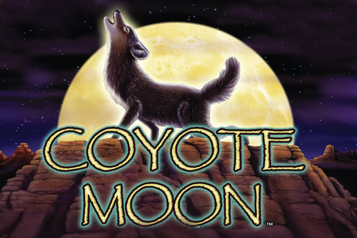 Coyote Moon at spins royale