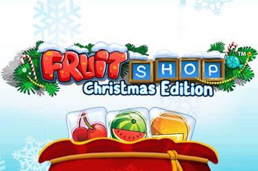 Fruit Shop Christmas Edition at genesis casino