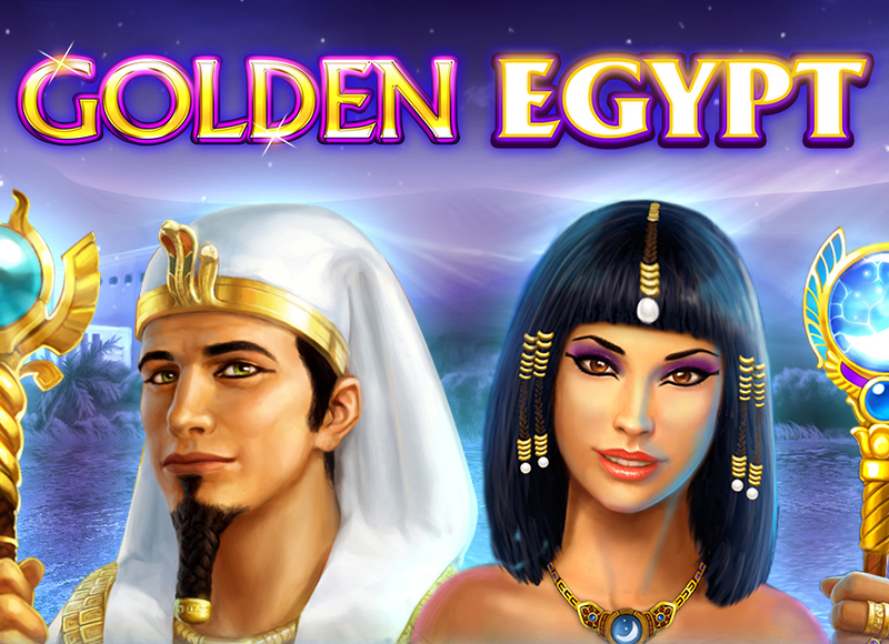 Golden Egypt at spins royale