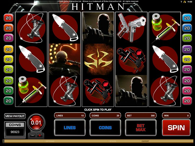 Hitman at yeti casino