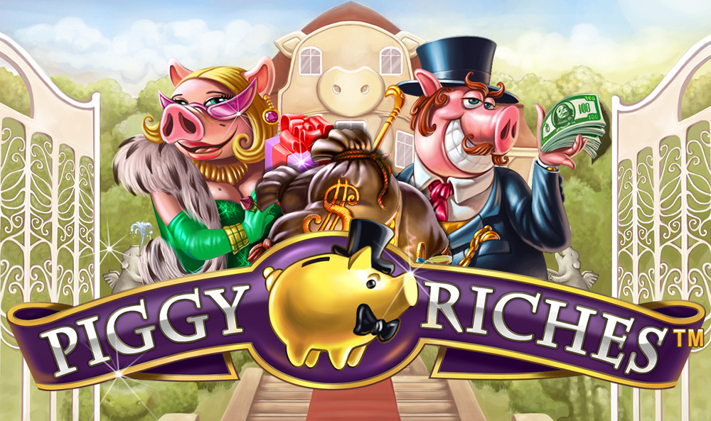 Piggy Riches at glimmer casino