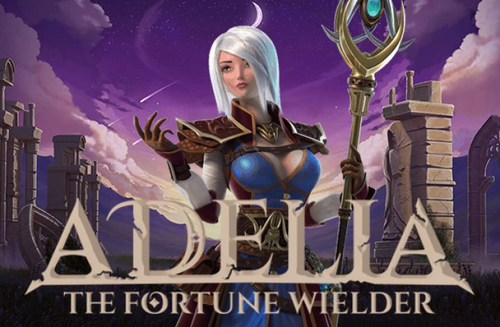 Adelia the Fortune Wielder at chomp casino