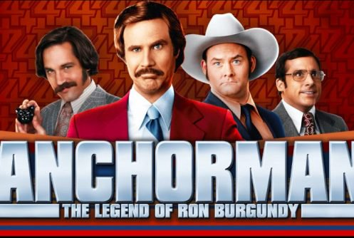 Anchorman: The Legend of Ron Burgundy at netbet casino
