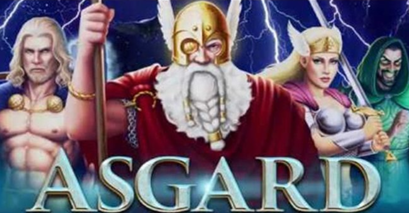 Asgard at jackpot mobile casino