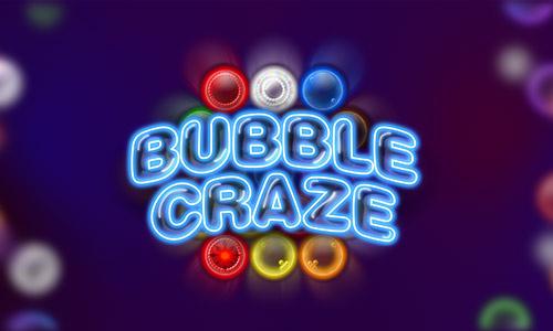 Bubble Craze at slingo