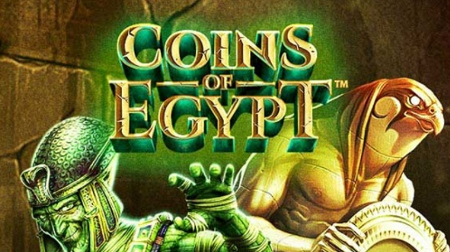 Coins of Egypt at oreels casino