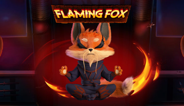 Flaming Fox at kerching casino