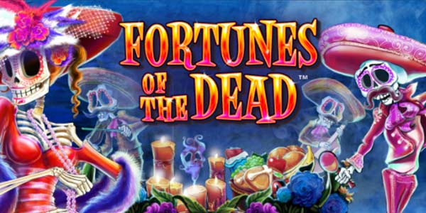 Fortunes of the Dead at spins royale