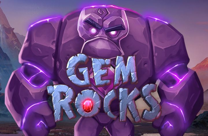 Gem Rocks at spins royale