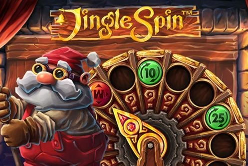 Jingle Spin at genesis casino