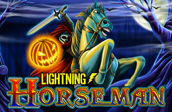 Lightning Horseman at bcasino