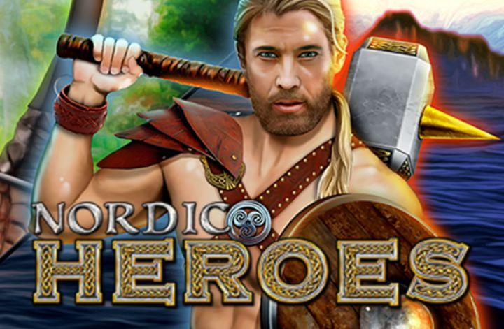 Nordic Heroes at slingo