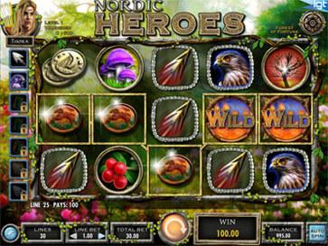 Nordic Heroes at scorching slots