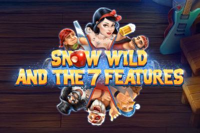 Snow Wild and the 7 Features at jackpot mobile casino