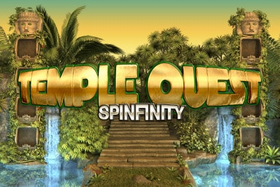 Temple Quest Spinfinity at spins royale