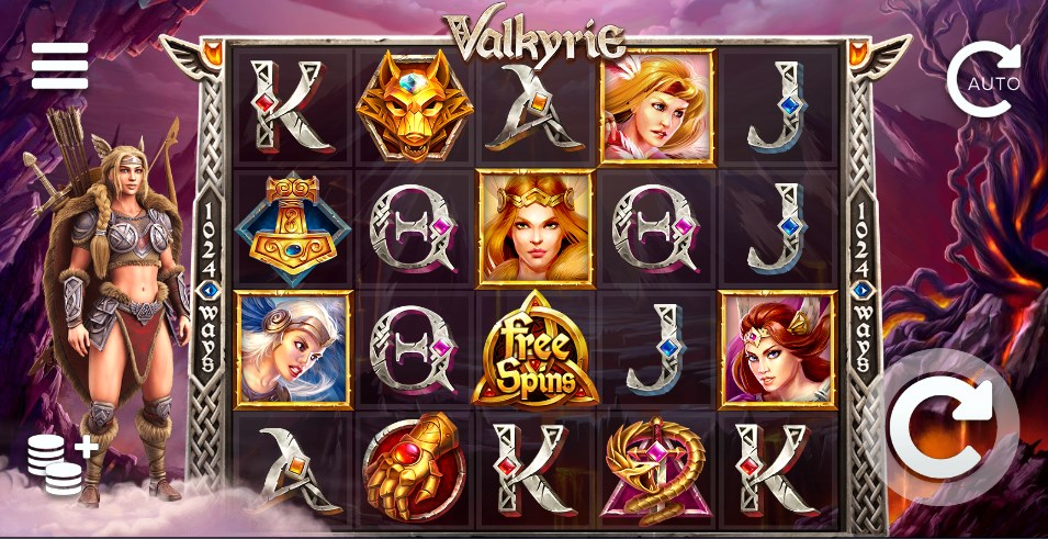 Valkyrie at dazzle casino