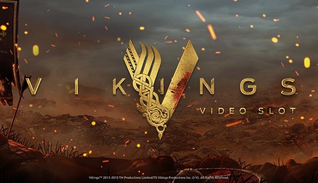Vikings at fruity king