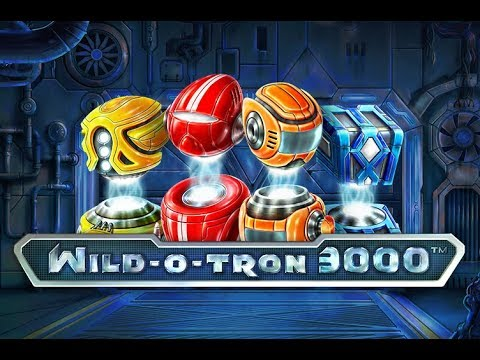 Wild-O-Tron 3000 at oreels casino