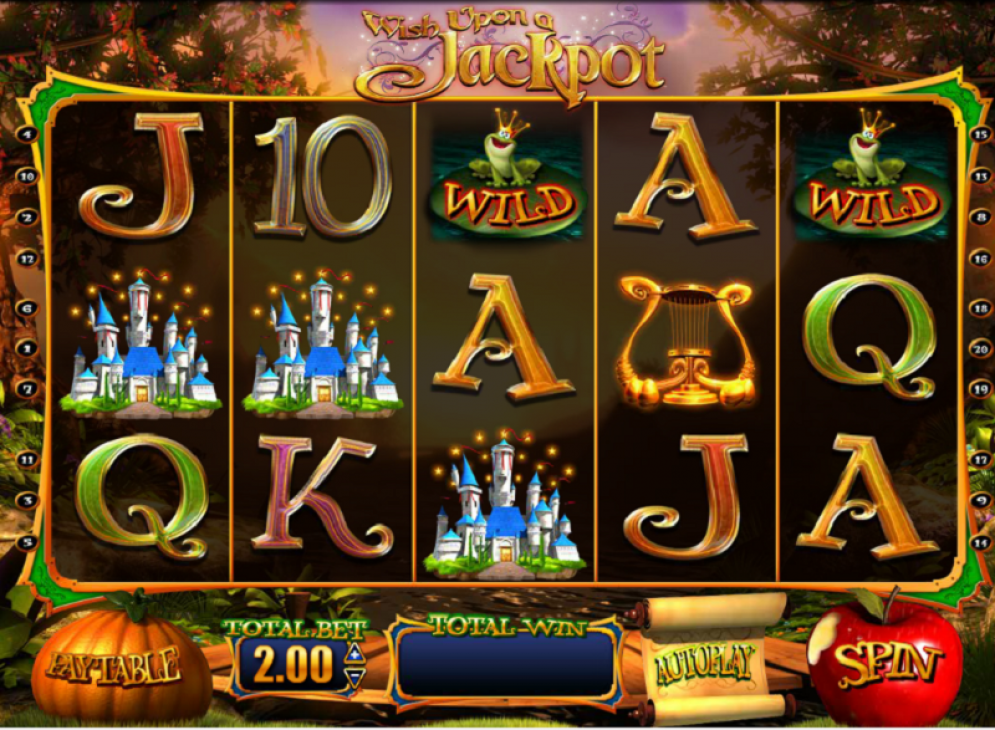 Wish Upon a Jackpot at oreels casino