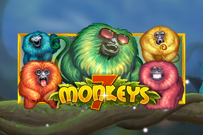 7 Monkeys at jackpot mobile casino