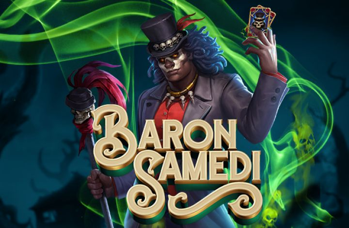 Baron Samedi at spins royale
