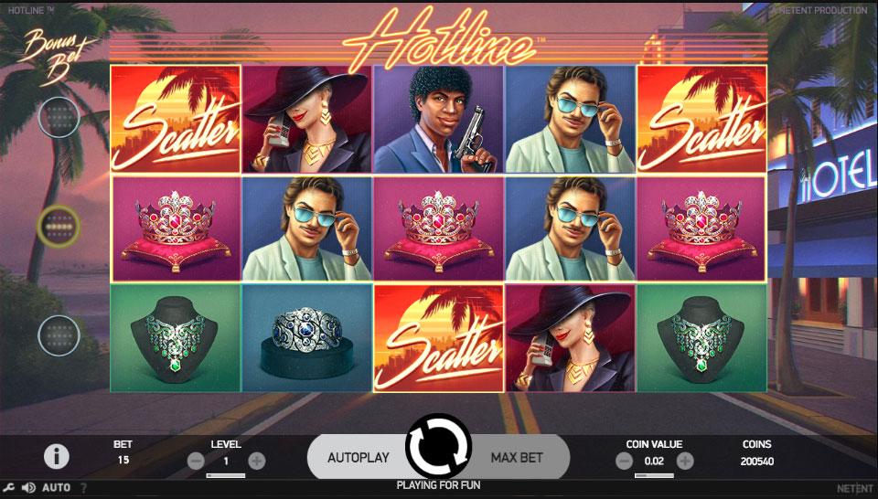 Hotline at kerching casino